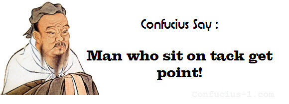 Confucius Jokes